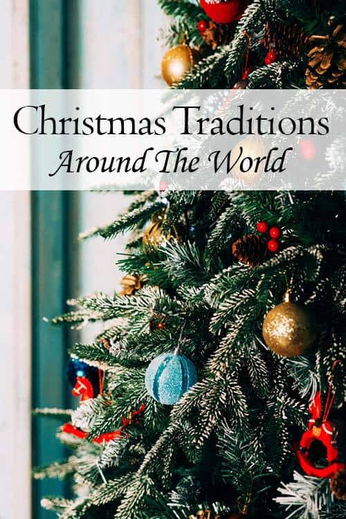 As the biggest celebration of the largest religion in the world, it's no surprise that Christmas is known by pretty much everyone. However among those who celebrate it, there is a broad range of traditions. Let's explore the origins and different Christmas celebrations around the world. | www.CuriousCuisiniere.com