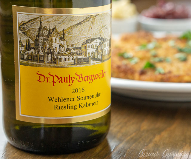 German Riesling Kabinett from Dr. Pauly-Bergweiler | Curious Cuisiniere