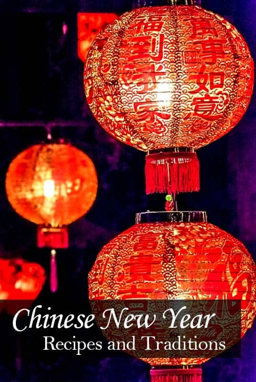 Most people are familiar with Chinese New Year in some way, like the colorful red lanterns and parades, but do you know what is the significance of Chinese New Year and what are some of the traditional foods and ways to celebrate? Read on to find out more. | www.CuriousCuisiniere.com