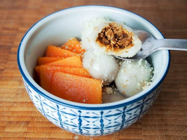 Tanguan - Chinese Sweet Dumplings
