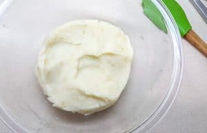 Mashed Potatoes for Ñoquis