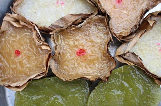 Nian Gao - Steamed Glutinous Rice Dessert