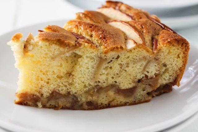 Sharlotka Russian Apple Cake Curious Cuisiniere