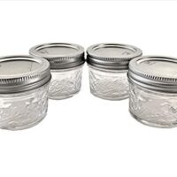 Mason Ball Jelly Jars-4 oz. each