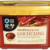 Hot Pepper Paste (Gochujang)