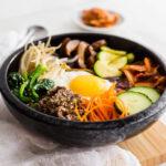 Korean Beef Bibimbap (Mixed Rice Bowl)