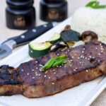 Japanese Grilled Hibachi Steak
