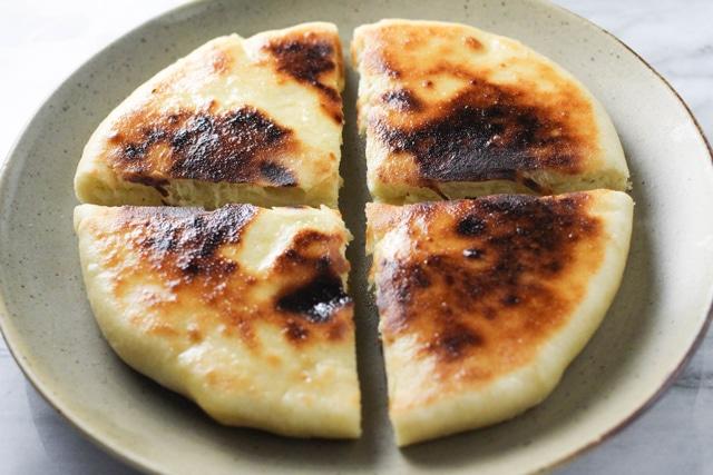 Imeruli Khachapuri Georgian Cheese Bread Curious Cuisiniere