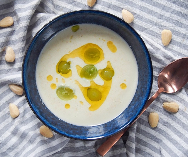 Ajo Blanco - Spanish White Gazpacho