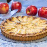 Tarte Normande (French Apple Tart)