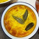 South African Bobotie (Beef Curry Casserole)