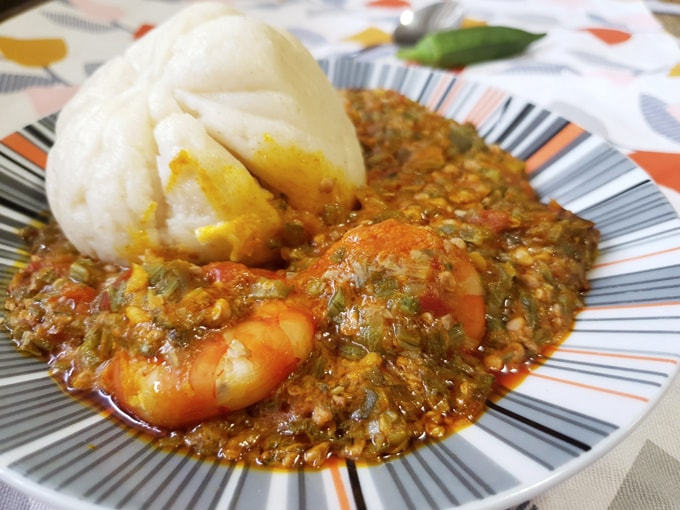 West African Okra Stew