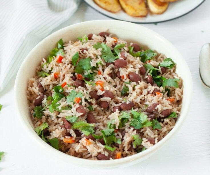 Nicaraguan Gallo Pinto (Rice and Beans)