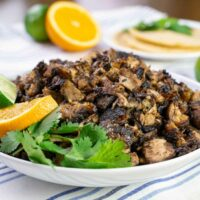 Mexican Carnitas -Slow Cooked Pork Shoulder for tacos