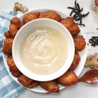 Akasa / koko from Gahna - corn porridge