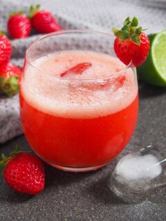 Mexican Strawberry Water